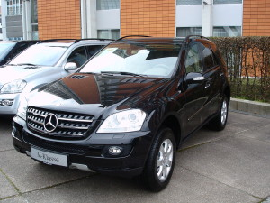 Mercedes-m
